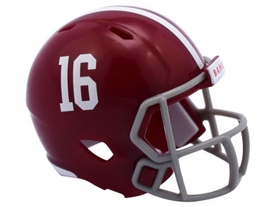 Alabama Crimson Tide Riddell Speed Pocket Pro Helmet