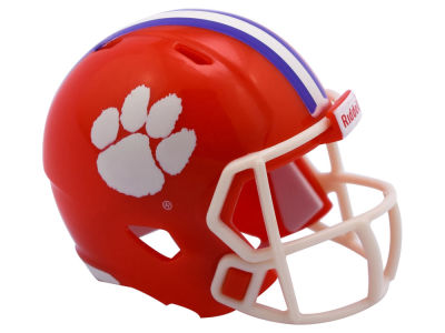 Clemson Tigers Speed Pocket Pro Helmet