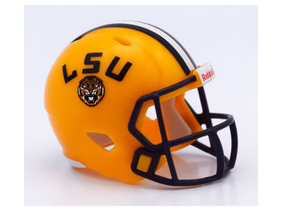 LSU Tigers Riddell Speed Pocket Pro Helmet
