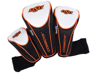 Oklahoma State Cowboys 3-pack Headcover Set