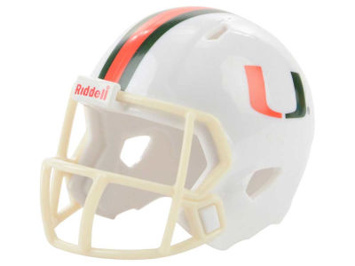 Miami Hurricanes Speed Pocket Pro Helmet
