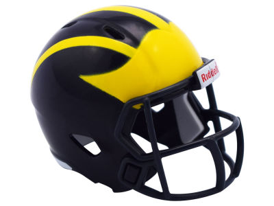 Michigan Wolverines Speed Pocket Pro Helmet