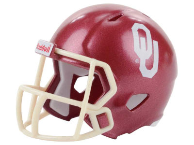 Oklahoma Sooners Speed Pocket Pro Helmet