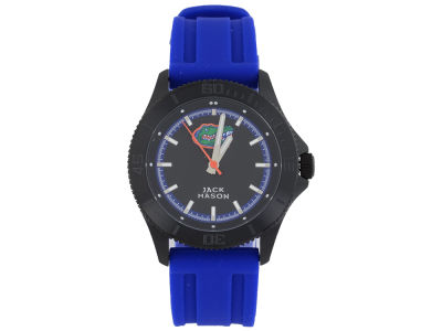 Florida Gators Men's Blackout Silicone Strap Watch