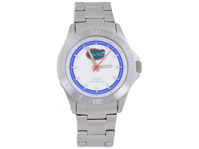 Florida Gators Men's Sport Bracelet Silver Watch