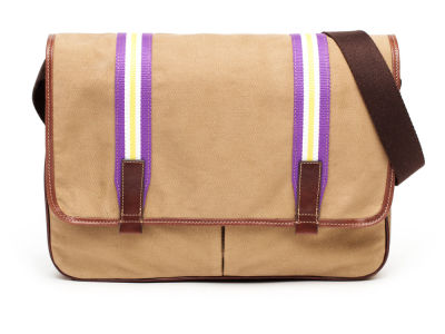 LSU Tigers Messenger Bag