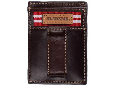 Alabama Crimson Tide Jack Mason Mulitcard Front Pocket Wallet