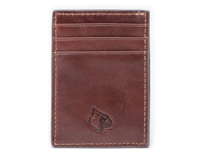 Louisville Cardinals Mulitcard Front Pocket Wallet