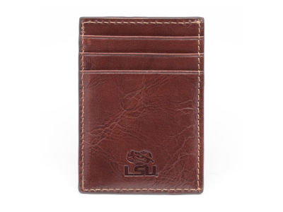 LSU Tigers Mulitcard Front Pocket Wallet