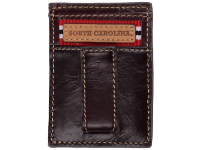 South Carolina Gamecocks Jack Mason Mulitcard Front Pocket Wallet