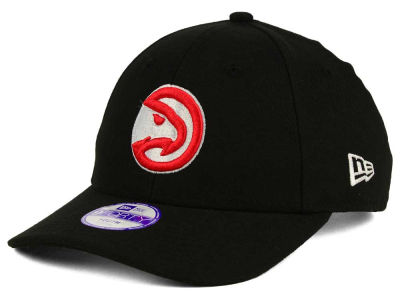 Atlanta Hawks New Era 2016 Kids Chase 9FORTY Cap