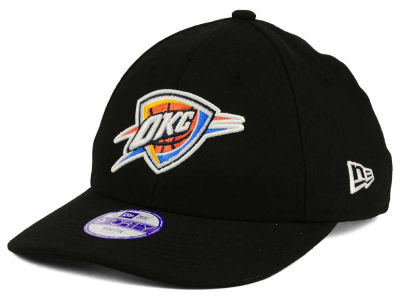 Oklahoma City Thunder New Era 2016 Kids Chase 9FORTY Cap