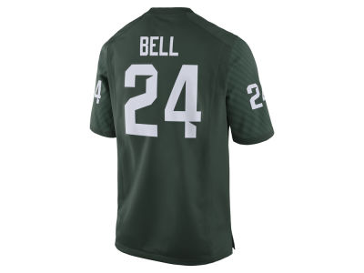 Michigan State Spartans Le'Veon Bell Nike NCAA Men's Player Game Jersey