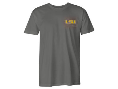 LSU Tigers NCAA Men's Deer Slab T-Shirt