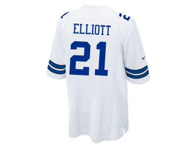 Dallas Cowboys Ezekiel Elliott Nike NFL Men's Game Jersey