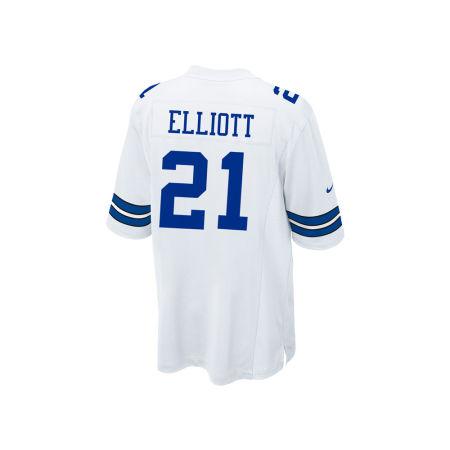 Dallas Cowboys Ezekiel Elliott Nike NFL Men's Game Jersey