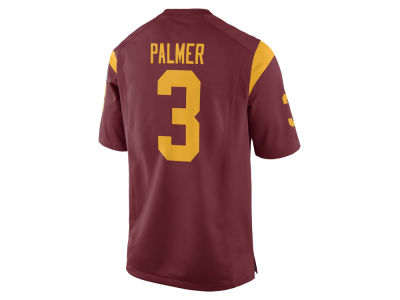 USC Trojans Carson Palmer Nike NCAA Men's Player Game Jersey