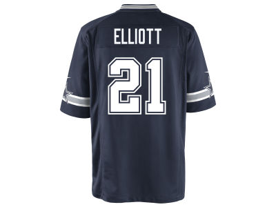 Dallas Cowboys Ezekiel Elliott Nike NFL Youth Game Jersey 122f4a706