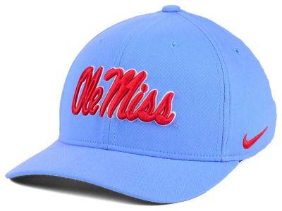 Ole Miss Rebels Nike NCAA Classic Swoosh Cap 107a664ec53c