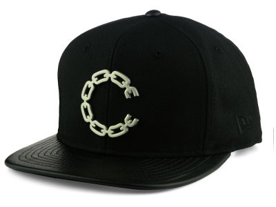 Crooks & Castles Thuxury Chain C 9FIFTY Strapback Cap