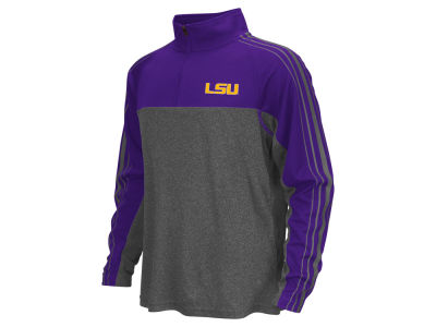 LSU Tigers NCAA Youth Missile Quarter Zip Pullover