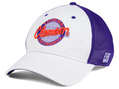 Clemson Tigers NCAA Circle Stretch Cap