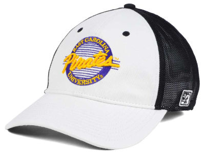 East Carolina Pirates The Game NCAA Circle Stretch Cap
