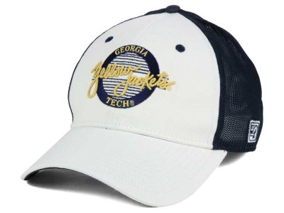 Georgia-Tech NCAA Circle Stretch Cap