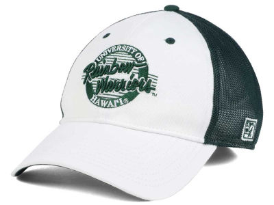 Hawaii Warriors NCAA Circle Stretch Cap