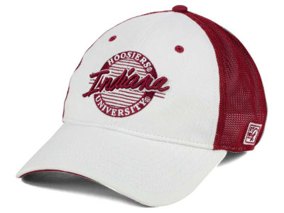 Indiana Hoosiers The Game NCAA Circle Stretch Cap
