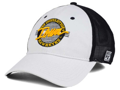 Iowa Hawkeyes The Game NCAA Circle Stretch Cap