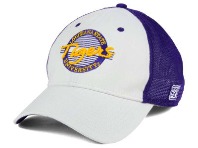 LSU Tigers The Game NCAA Circle Stretch Cap
