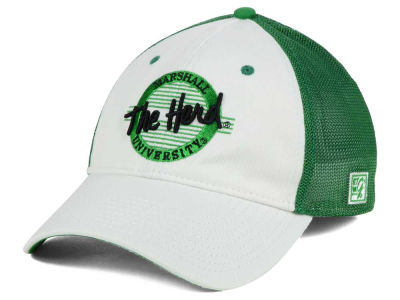 Marshall Thundering Herd The Game NCAA Circle Stretch Cap