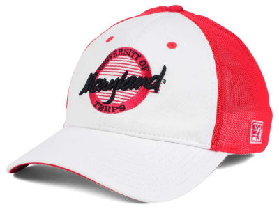 Maryland Terrapins The Game NCAA Circle Stretch Cap