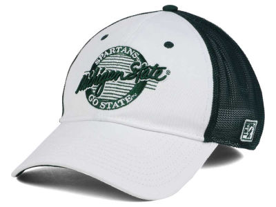 Michigan State Spartans The Game NCAA Circle Stretch Cap