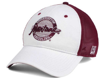 Montana Grizzlies The Game NCAA Circle Stretch Cap