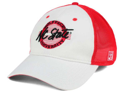 North Carolina State Wolfpack The Game NCAA Circle Stretch Cap