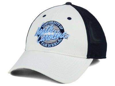 North Carolina Tar Heels The Game NCAA Circle Stretch Cap