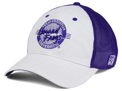 Texas Christian Horned Frogs NCAA Circle Stretch Cap
