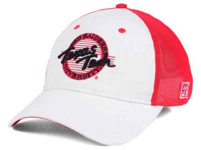 Texas Tech Red Raiders The Game NCAA Circle Stretch Cap