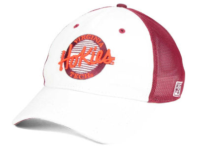 Virginia Tech Hokies The Game NCAA Circle Stretch Cap