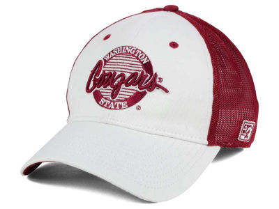 Washington State Cougars The Game NCAA Circle Stretch Cap