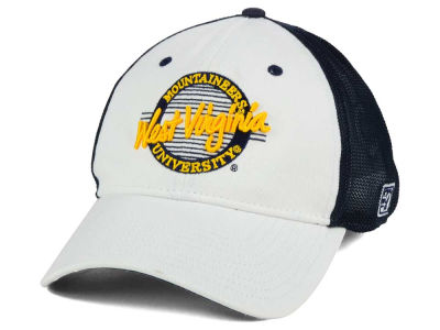 West Virginia Mountaineers NCAA Circle Stretch Cap