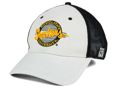 Wichita State Shockers NCAA Circle Stretch Cap