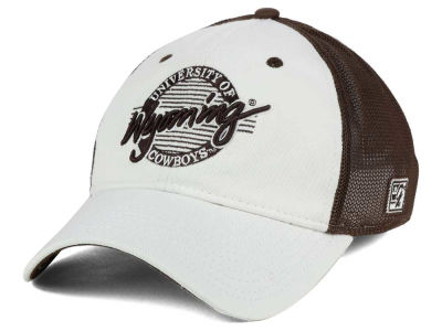 Wyoming Cowboys NCAA Circle Stretch Cap
