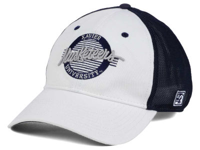 Xavier Musketeers NCAA Circle Stretch Cap