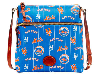 New York Mets Dooney & Bourke Nylon Crossbody Bag