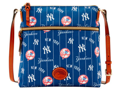 New York Yankees Dooney & Bourke Nylon Crossbody Bag