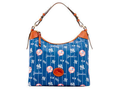 New York Yankees Dooney & Bourke Nylon Hobo Bag