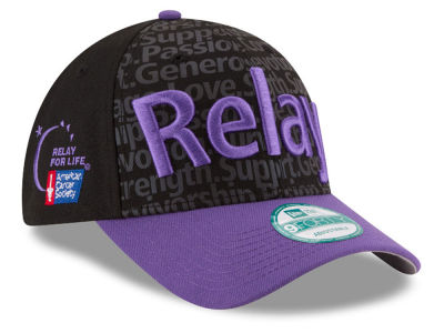 New Era 2016 Relay for Life 9FORTY Cap
